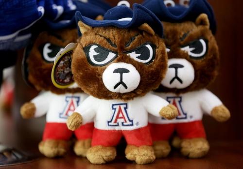 Arizona Wildcat gear with Japanese design-inspired Wilbur hits UA Bookstores
