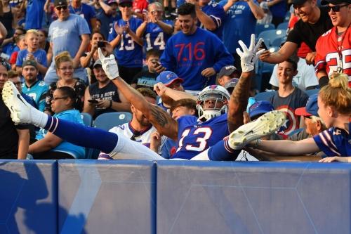Bills vs. Browns injury report has some big names