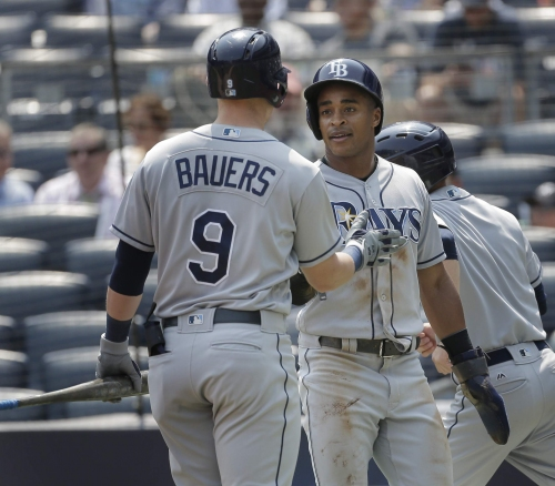 The Rays' kids are all right, and this is a great time to show it