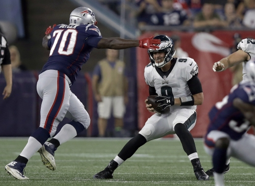 New England Patriots' new-look pass rush built on depth and diversity
