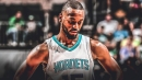 Kemba Walker hoping to get deal with Charlotte before he's approached by other teams