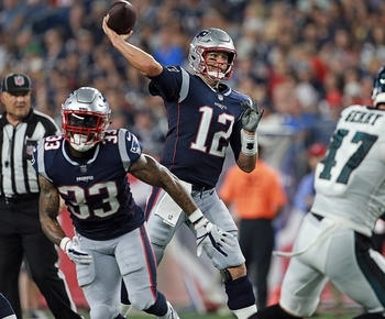 Belichick: Patriots showed positive signs, but still need to improve