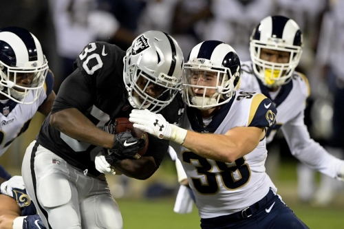 How to watch the Raiders-Rams game
