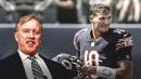 Broncos GM John Elway sings praises of Bears QB Mitchell Trubisky