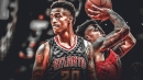 Hawks' John Collins working on laundry list of improvements, including 3-point shooting