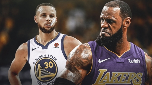Stephen Curry wasn't happy with LeBron James' trash talk in NBA Finals, but admits 'mutual respect'