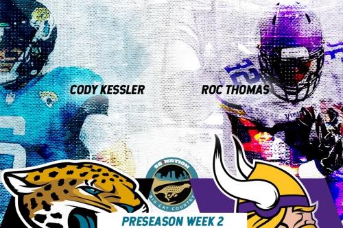 Jaguars vs. Vikings preseason primer for Week 2