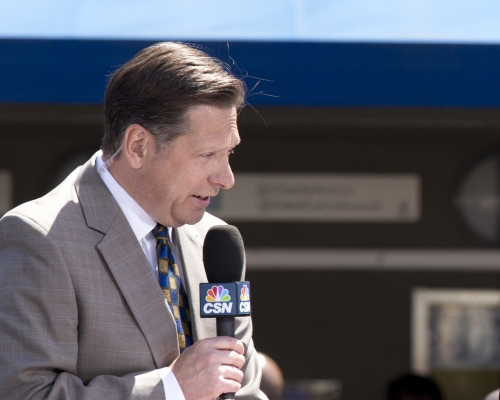 Greg Papa finds a new NFL gig; let's hope he likes scarlet and gold