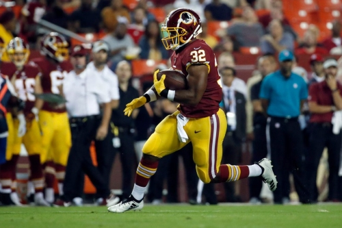 Daily Slop: Five FG's lift Redskins past Jets; Two more running backs leave with injuries