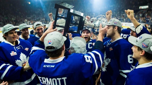 Marlies success could pay dividends for young Maple Leafs