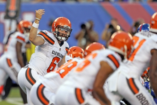 Chance of rain, thunderstorms, but mostly just clouds for Cleveland Browns preseason game vs. Buffalo Bills Friday night: Weather forecast