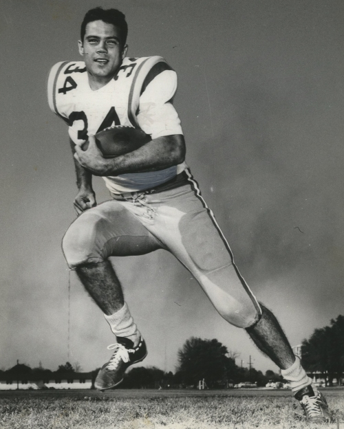 Former LSU standout Johnny Robinson selected as seniors finalist for Hall of Fame
