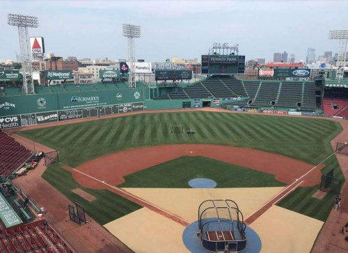 For starters: Rays at Red Sox, in another tough test