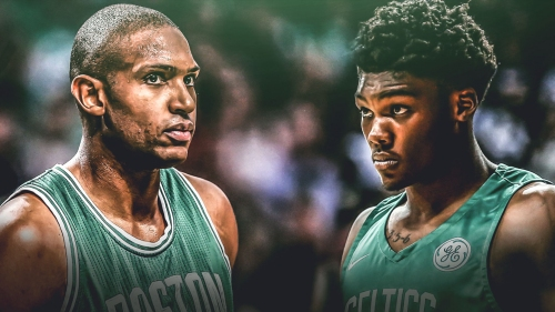 The longtime link between Celtics big men Al Horford and Robert Williams