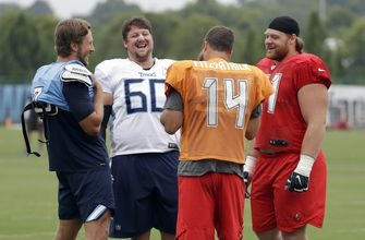 Fitzpatrick back facing another ex-team in Titans with Bucs