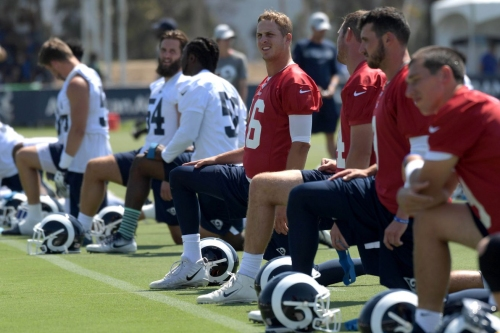 Five takeaways from camp