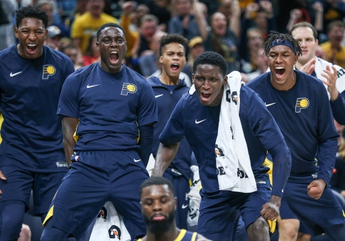 All four Pacers preseason games will be on the road