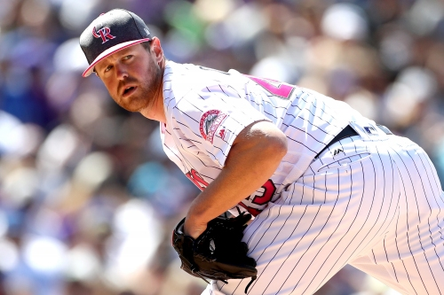 Rockies reinstate reliever Scott Oberg from paternity leave, option Harrison Musgrave to Triple-A