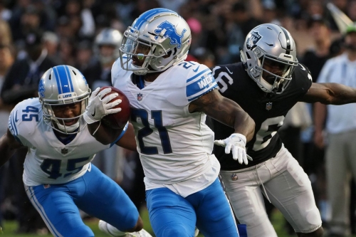 3 positions to watch in Lions-Giants, 3 players of interest