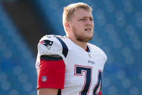 Patriots roster breakdown: OG Cole Croston