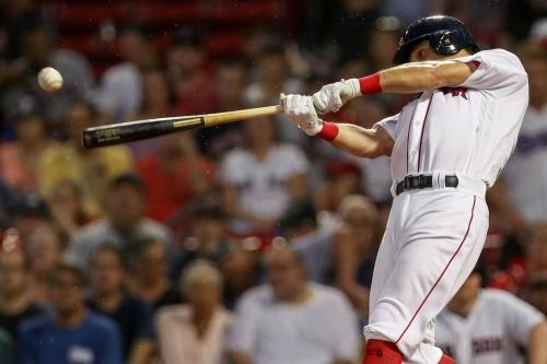 Red Sox vs. Rays lineup: Ian Kinsler's back, Blake Swihart's catching