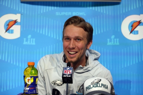 Nick Foles injury update: Eagles quarterback not expected to have prolonged recovery