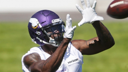 Time for Vikings receiver Laquon Treadwell to show his stuff in a game