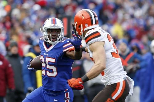 Bills vs. Browns: Pregame, first-team live chat