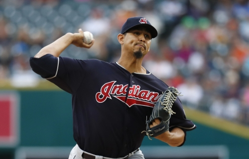 Cleveland Indians, Baltimore Orioles starting lineups for Friday, Game 121