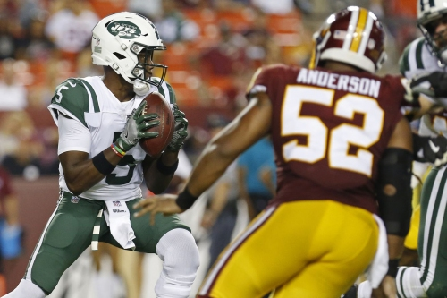 Five losers and four winners from the Jets' preseason loss to the Redskins
