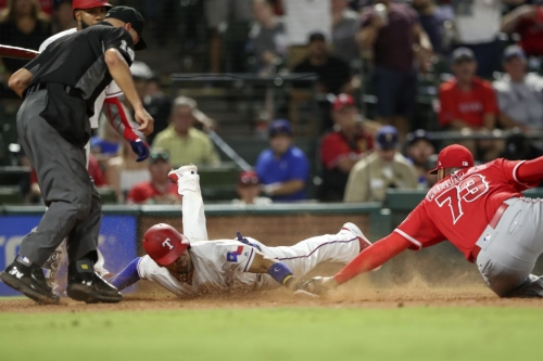 Game 124 Game Day Thread - Anaheim Angels @ Texas Rangers