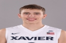 Xavier men's basketball gives scholarship to walk-on Holy Cross grad Leighton Schrand