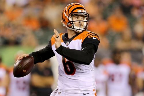 Cincinnati Bengals at Dallas Cowboys: Backup quarterback battle heats up in NFL preseason