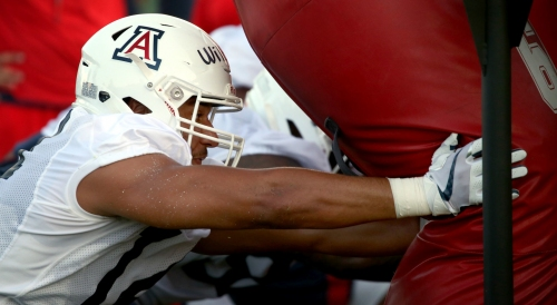 After '17 ended with a thud, UA 'Stud' Kylan Wilborn determined to finish stronger