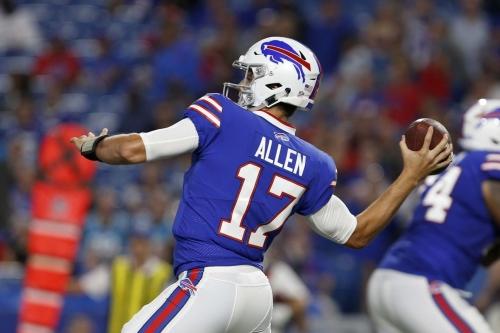 Bills vs. Browns: Josh Allen & second string open thread