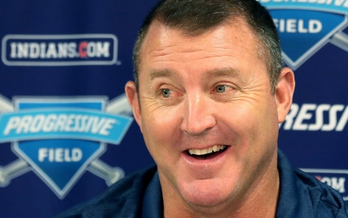 Cleveland Indians expected to officially retire Hall of Famer Jim Thome's No. 25 on Saturday