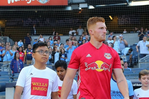 Red Bulls visit Vancouver