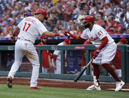 Phillies' Nola fans 11 in dominant performance against Mets