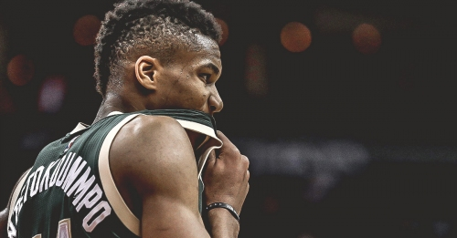 Over the last 5 years, Giannis Antetokounmpo's position has changed