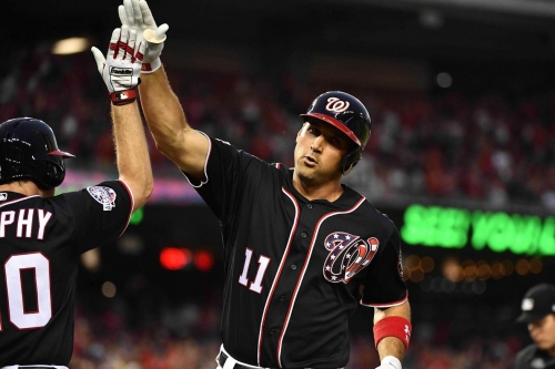Nationals can beat the Marlins; that much we know, 8-2 final in D.C.