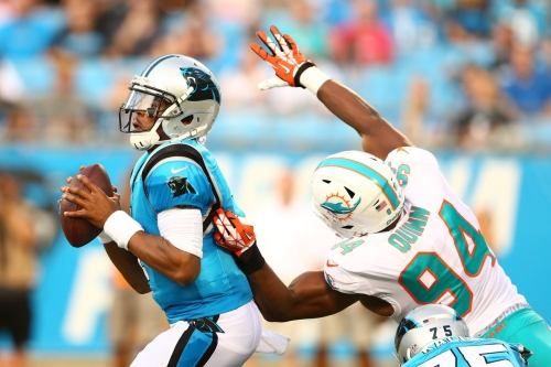 Dolphins at Panthers final score and immediate reactions