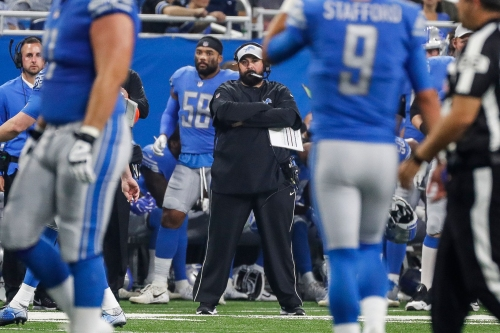 Detroit Lions 3 questions: Matt Patricia play-calling similar to Caldwell