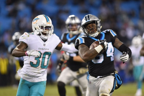Panthers take care of Dolphins in preseason home opener