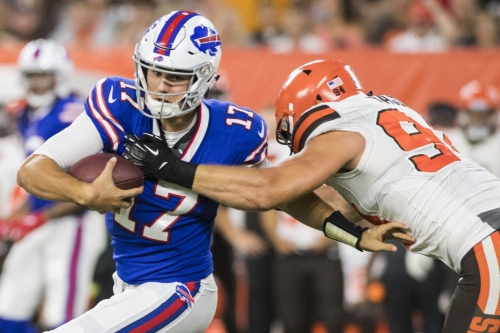 Five takeaways from the Bills' win over the Browns