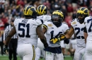 Michigan football's Josh Metellus works to improve coverage at safety