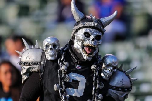 Rams-Raiders game info