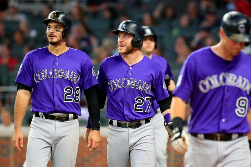 Rockies' offense earns tacos for the first time in 25 tries, Kyle Freeland deals again in win over Braves
