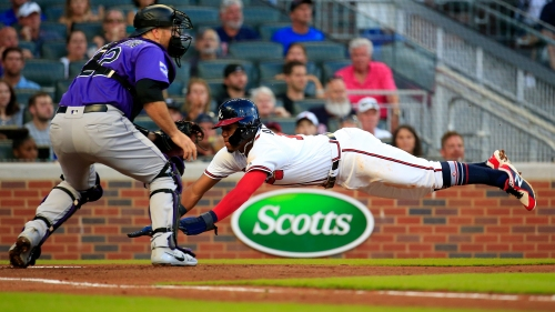 Newcomb, Braves roughed up by Rockies