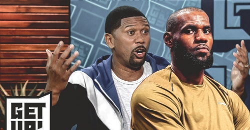 Jalen Rose shuts down LeBron James being the GOAT