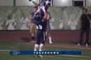 Week 0: EJ Gable shows off wheels for a Sierra Canyon touchdown